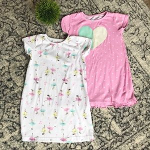 2 nightgowns 2-3yrs